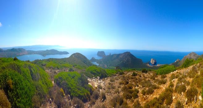 Porto Conte Natural Park in Sardinia