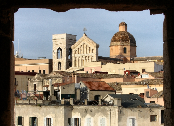 Activitalizing break in Cagliari