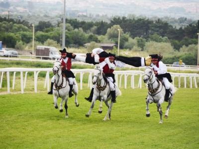 Main events in Sardinia January - May