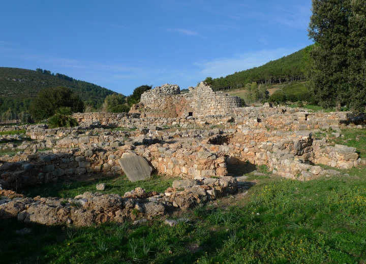Nature and archaeology in north-west Sardinia