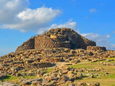 Archaeology in Sardinia top 5 sites