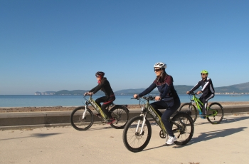 Biking and fooding in west Sardinia