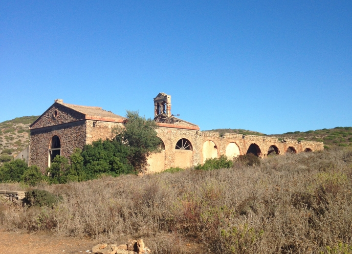 Ghost mines and wild nature in south west Sardinia