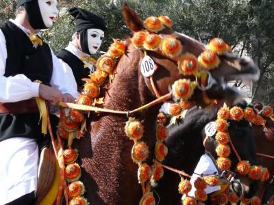 Ability and allure at Sa Sartiglia: carnival in Oristano
