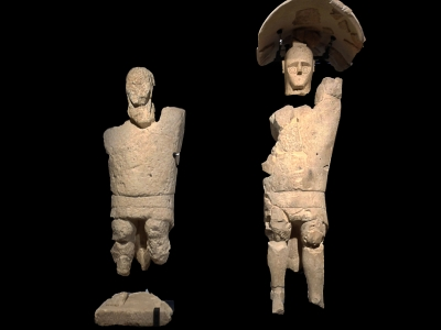 Mont'e prama giants: unique archeology in Sardinia