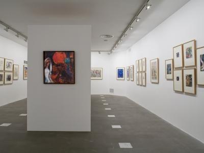 Contemporary Art in Sardinia at MAN museum