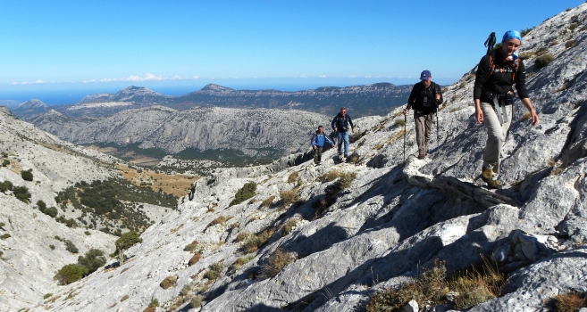 How to choose a trekking in Sardinia