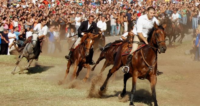 Main events in Sardinia June - December