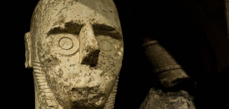 Mont'e prama giants: unique archeology in Sardinia
