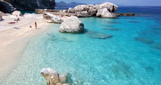 Top 5 beaches in Sardinia