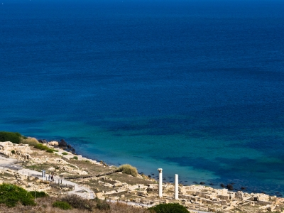 Archaeology in Sardinia: legendary punic cities